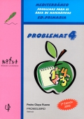PROBLEMAT-4. Mediterr�neo. Problemas para el �rea de matem�ticas. 4� Educaci�n Primaria.
