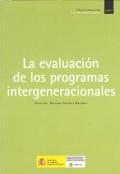 La evaluación de los programas intergeneracionales.