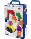 Blocks Super. Car (24 piezas)