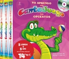 CantaJuego ( 3 libros + 3 CDs )
