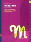 Cuadernos de caligrafa. Pauta Montessori. ( Coleccin completa del 1 al 12 ).
