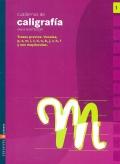 Cuadernos de caligrafía. Pauta Montessori. (Colección completa del 1 al 12)