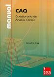 CAQ, Cuestionario de análisis clínico (Juego completo)
