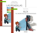 Guía: Las pesadillas y Cuento: Álex y el monstruo de los ojos rojos