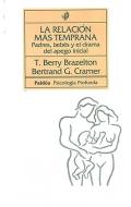 La relaci�n m�s temprana. Padres, beb�s y el drama del apego inicial.
