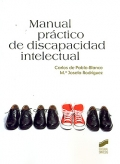 Manual pr�ctico de discapacidad intelectual.