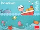 Domin� Oscar en el mar (21 piezas)