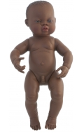 Baby africano ni�o (40 cm)