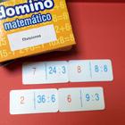 Domin� matematico de divisiones