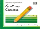 Ejercicios y actividades de escritura cursiva. Preescolar 3.