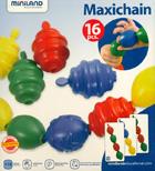 Figuras encajables Maxichain (16 piezas)