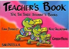Teachers Book for the three students books,Green frog