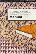 Manual. Curr�culum de destrezas adaptativas ( ALSC ). Recursos e instrumentos psico-pedag�gicos.