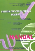 EVALÚA - 1. Batería Psicopedagógica (juego completo)
