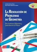 La resoluci�n de problemas de geometr�a.