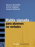 Habla signada para alumnos no verbales