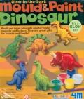 Moldes im�n dinosaurios