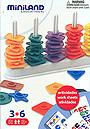 Estuche abacolor shapes (50 piezas y 12 fichas actividades)