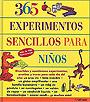 365 experimentos sencillos para ni�os. M�s de 700 ilustraciones.