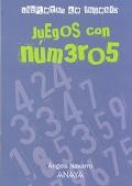 Juegos con números. Libreta de ingenio.