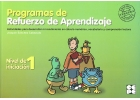 Programas de refuerzo de aprendizaje 1. Nivel iniciacin. Actividades para desarrollar mi rendimiento en clculo numrico, vocabulario y comprensin lectora