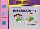 Disgraf�a- 1. Programa para la recuperaci�n de las dificultades de la escritura.