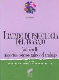 Tratado de psicología del trabajo. Volumen II: Aspectos psicosociales del trabajo