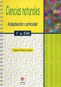 Ciencias naturales. Adaptaci�n curricular. 1� ESO.