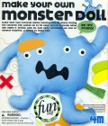 Fabrica tu propio mu�eco mostro (Monster doll)