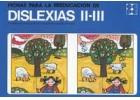 Fichas para la reeducación de dislexias II y III.