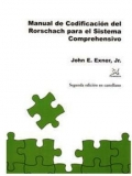 Manual de Codificaci�n del Rorschach para el Sistema Comprehensivo.