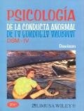Psicología de la conducta anormal. DSM-IV.