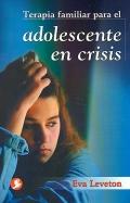 Terapia familiar para el adolescente en crisis.