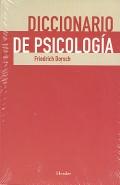 Diccionario de psicolog�a (Dorsch)