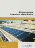 Mantenimiento de instalaciones solares térmicas.