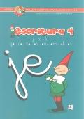 Escritura 4. ( j - x - k - g - c - z - s - n - m - l - r ) M�todo Pipe de lecto-escritura para alumnos con N.E.E.
