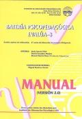EVALÚA - 8. Batería Psicopedagógica (juego completo)