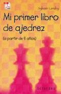 Mi primer libro de ajedrez.