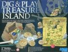 Isla del Tesoro para cavar y jugar (Dig & Play Treasure Island)