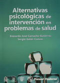 Alternativas psicol�gicas de intervenci�n en problemas de salud