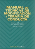 Manual de tcnicas de modificacin y terapia de conducta.