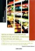 Instalaciones el�ctricas en edificios de oficinas, comercios e industrias (MF0821_2)