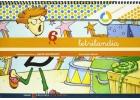 Letrilandia. Cuaderno de escritura 6. Pauta Montessori.