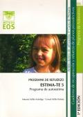 ESTIMA-TE 5. Programa de autoestima. Programa de refuerzo. Cuaderno de recuperación y refuerzo de planos psicoafectivos. 5º de Primaria.