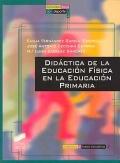 Did�ctica de la educaci�n f�sica en la educaci�n primaria