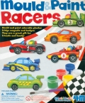 Moldea y pinta coches de carreras (mould & paint racers)