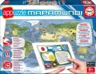 Appuzzle Mapamundi 150 piezas