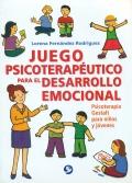 Juego psicoterap�utico para el desarrollo emocional. Psicoterapia Gestalt para ni�os y j�venes
