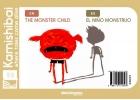 El niño monstruo. The monster child. Cuento para Kamishibai A4 (inglés-español)