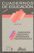 Orientacin educativa e intervencin psicopedaggica. Cuadernos de educacin.